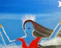 Volcano Goddess