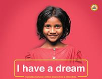 Government of Karnataka Children's Day Add.