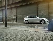 Editorial - Revista Movil - Audi A3