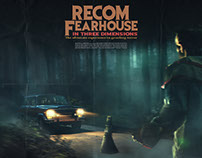 Recom Fearhouse - CGI