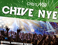 ChiveMD New Years Eve Graphics