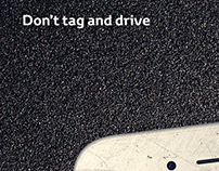 Toyota: DON'T TAG AND DRIVE