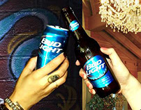 Bud Light opposites attract
