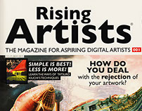 My Interview on Rising Artist Magazine
