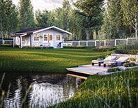 Palmako Garden Houses II