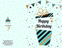 Birthday Card Design - Towertechnologies