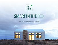 Smart In The Box App Design