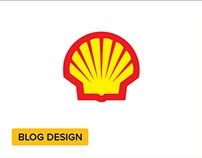 Shell Blog Proposal + Wireframe + IA