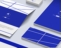 Corporate identity design for THE IVD PROJECT