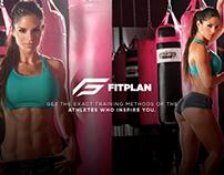 Fitplan »Pitch Deck Design