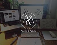 A&A 1884 Coffee Branding Identity