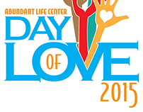 Day of Love Logo Design