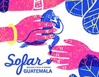 Sofar, Guatemala, Octubre 22