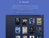 MediaTK - Desktop App