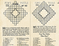 Curious History of the Crossword