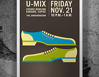 U-NITES! Poster