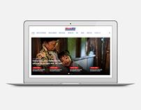 Medical Website Redesign Concept