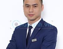 Chụp ảnh Profile đại lí Lexus
