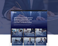 Accounting Courses Webdesign