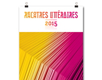 RENCONTRES LITTÉRAIRES 2015