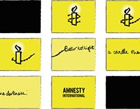 Amnesty International Bumpers