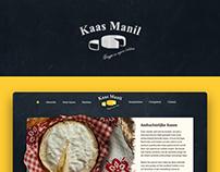 Kaas Manil website
