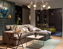 DFS Ideal Home Showhouse