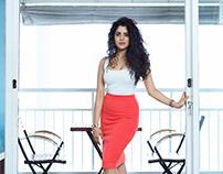 Neha Iyer Fashion Editorial