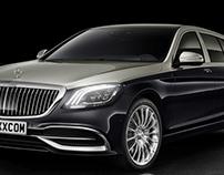 Mercedes-Maybach S-Class Wagon