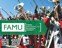 Florida A & M University Recruitment Post Cards
