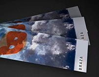 Braza Producciones \ isologo design by Jaime Claure