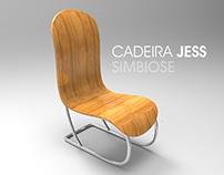 Cadeira JESS - Simbiose