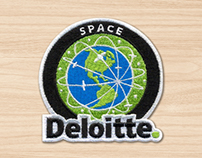 Deloitte Space Patch