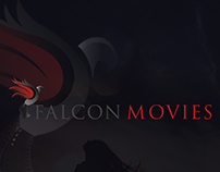 Logo - Falcon Movies