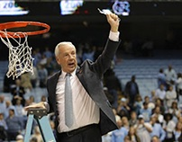 Explaining The Tar Heels Motion Offense