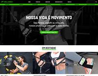 Kallango website design