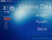Concept Design for CDS Company Profile