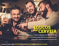 Campanha Loucos por Cerveja