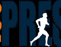 logotipo para Projeto 100 Pressa