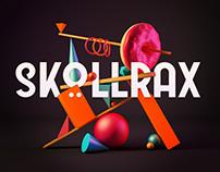3D_Totem Skollrax