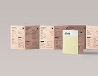 Folleto / Brochure de productos - Bíos Product catalog