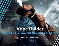 Vape Guide: What is a 510-thread cartridge?
