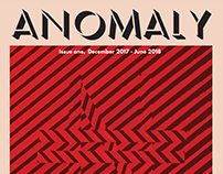 Anomaly: Cover Design