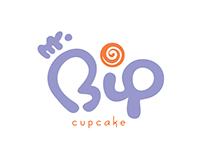Integrated Branding System MR.BIP CUPCAKE