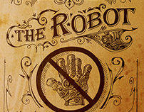 Signs for Steam-Punk Robot Sculpture