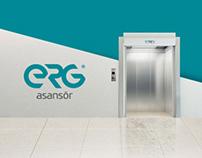 Elevator Company Identity