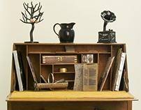 Desk Story (M.Des 2012)