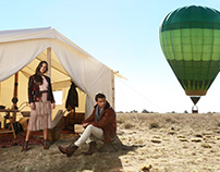 CUADRA FW 18 CAMPING- AIR BALLOON