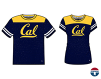 Cal Gameday Collection - 2017/18 Athletic Leisure Wear