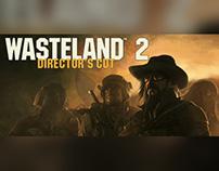 inXile | Wasteland 2 UI Redesign